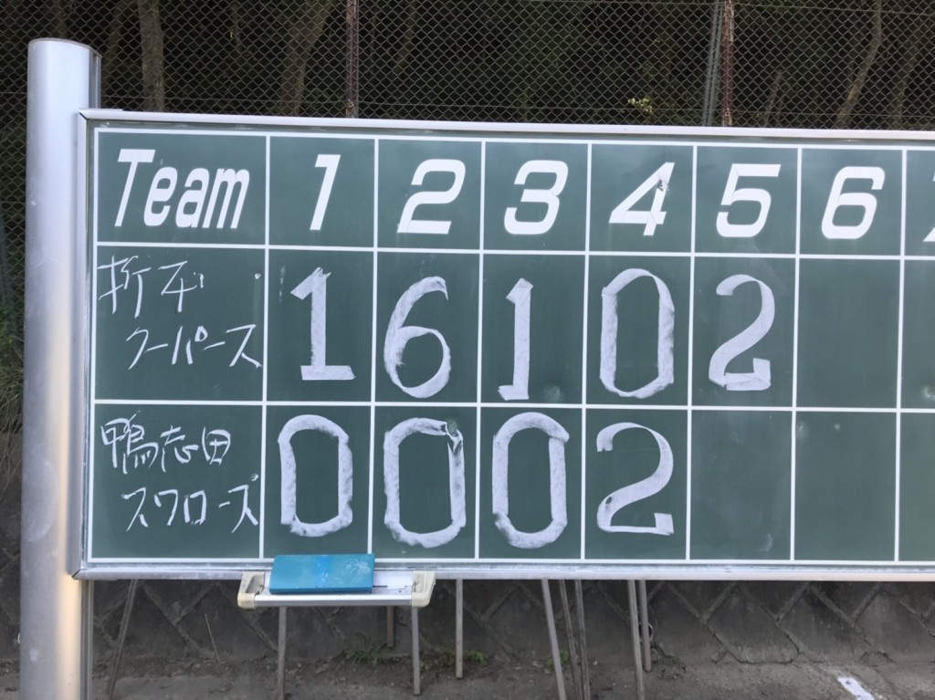 VS kamoshidaswallows20190824